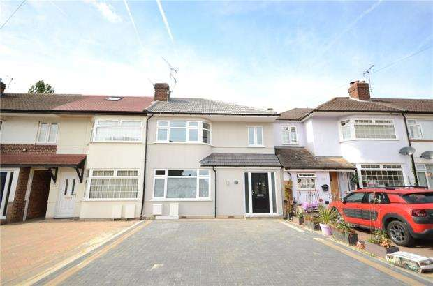 4 Bedrooms End Of Terrace House for sale in Stanhope Road, Slough, Berkshire