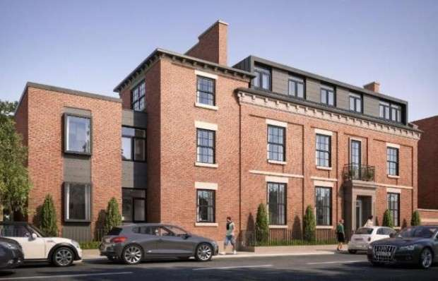 2 Bedrooms Apartment Flat for sale in The Sorting Office Apartments Colleys, Roundcliff House, Preston, PR1