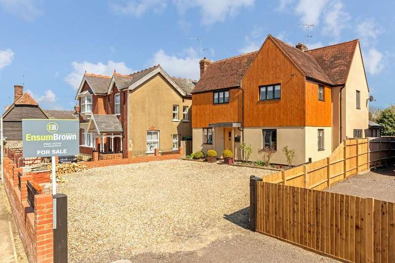 4 Bedrooms Detached House for sale in Hare Street, Buntingford