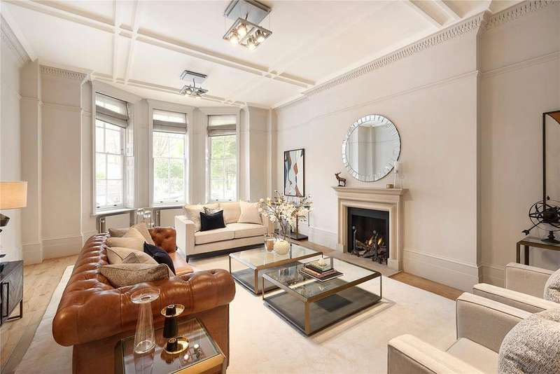 3 Bedrooms Apartment Flat for sale in Cadogan Square, Knightsbridge, London, SW1X