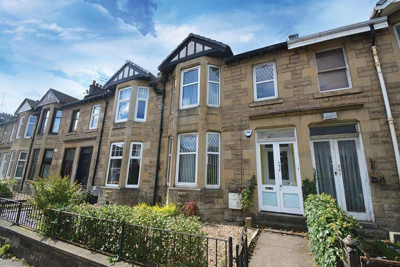 3 Bedrooms Terraced House for sale in 559 Crow Road, Jordanhill, G13 1NY