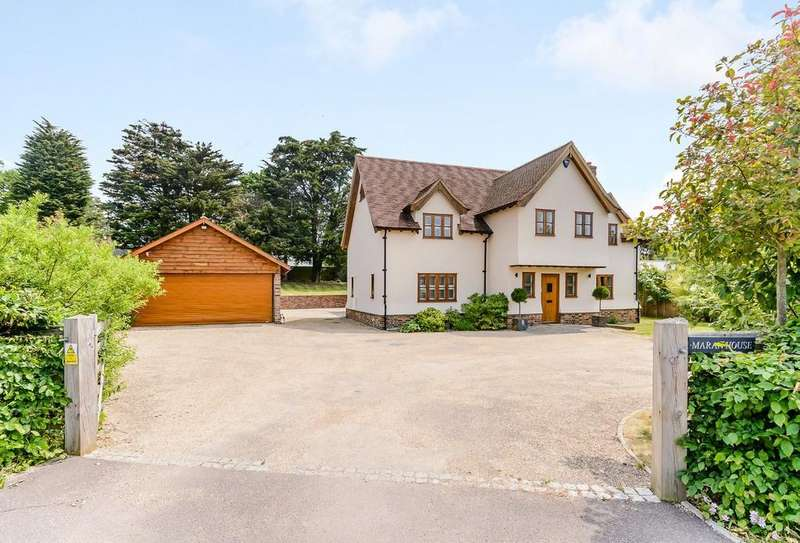 4 Bedrooms Detached House for sale in Anstey, Nr Buntingford