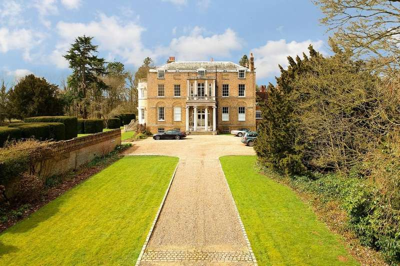 3 Bedrooms Apartment Flat for sale in Marden Hill , Tewin