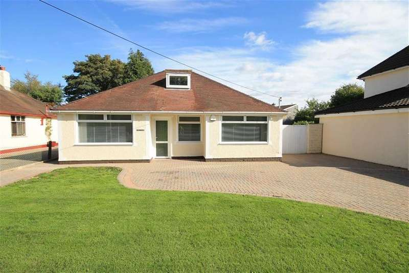 2 Bedrooms Detached Bungalow for sale in Bwl Road, Nelson, Caerphilly