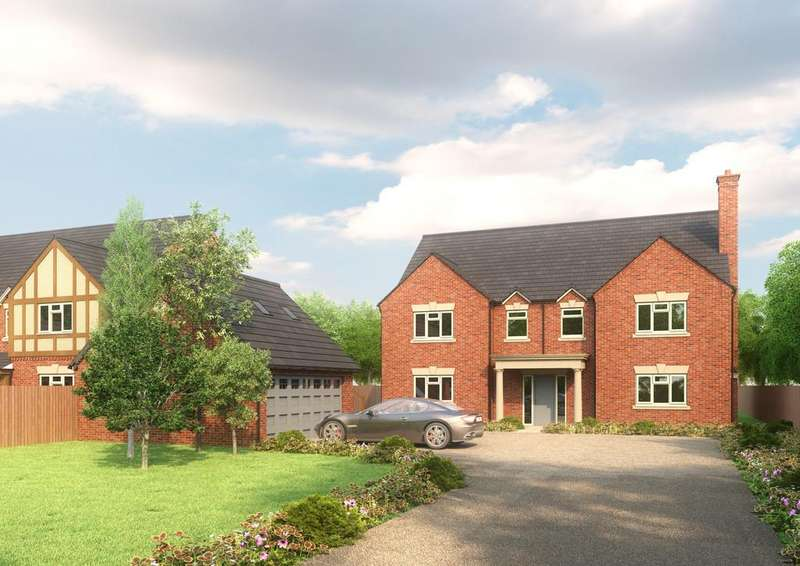 5 Bedrooms Detached House for sale in Broad Lane, Tanworth In Arden