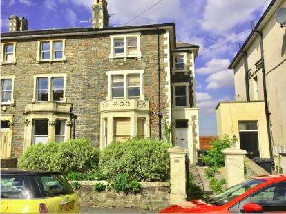 6 Bedrooms Terraced House for sale in Knowle Road, Knowle, Bristol