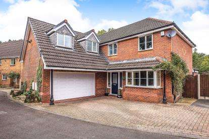 5 Bedrooms Detached House for sale in Mallowdale, Fulwood, Preston, Lancashire, PR2