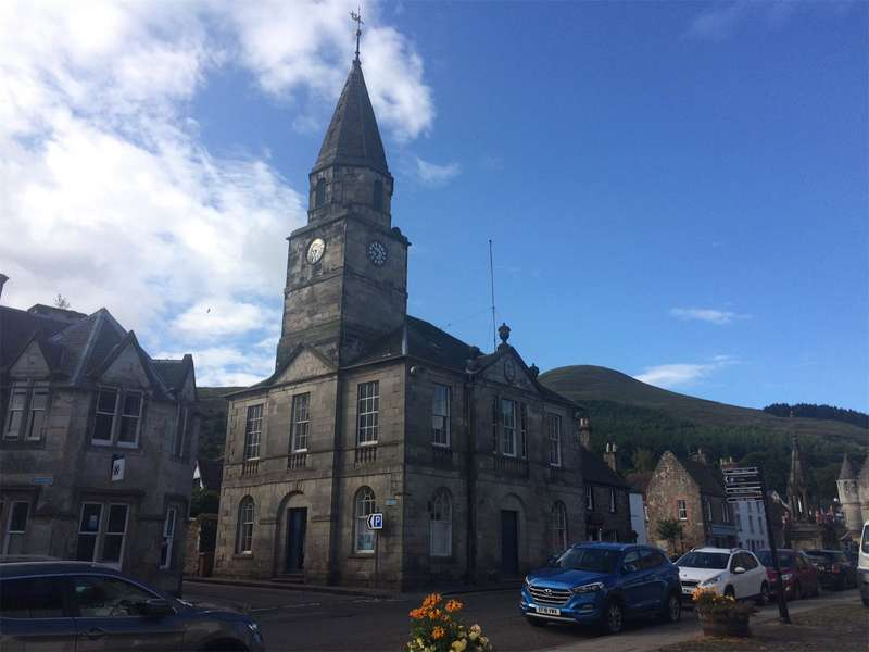 Land Commercial for sale in Falkland Town House, High Street, Cupar, Fife, KY15