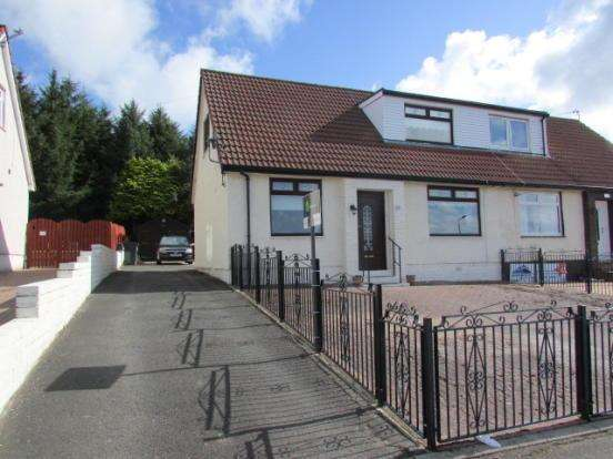 3 Bedrooms Semi-detached Villa House for sale in Barbieston Road, Auchinleck KA18