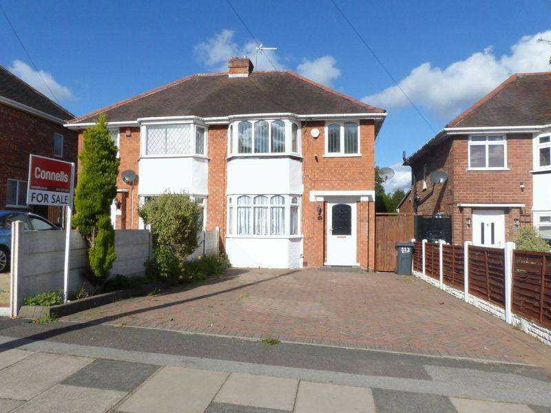 3 Bedrooms Semi Detached House for sale in Booths Farm Road, Great Barr