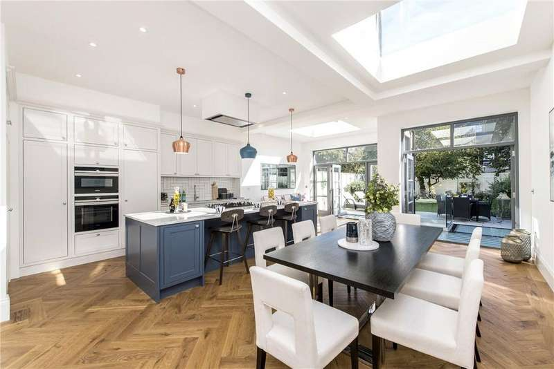 6 Bedrooms Detached House for sale in Doneraile Street, Fulham, SW6