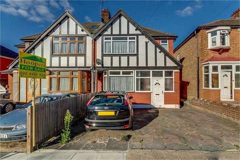 3 Bedrooms Semi Detached House for sale in Chartley Avenue, London