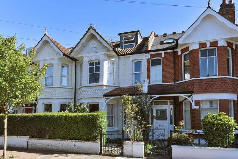 4 Bedrooms Terraced House for sale in Elsenham Street, Southfields