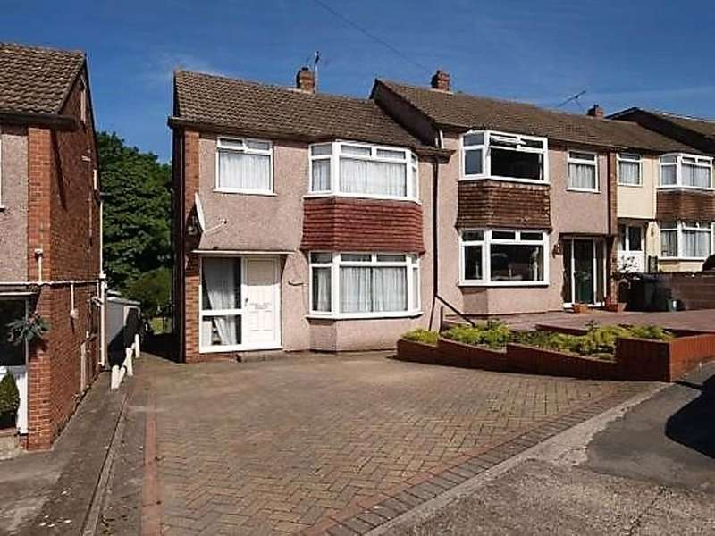 3 Bedrooms Semi Detached House for sale in Nigel Park, Shirehampton