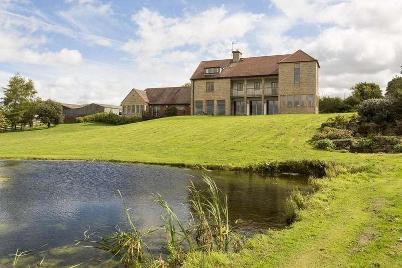 6 Bedrooms Detached House for sale in Kniveton, Ashbourne
