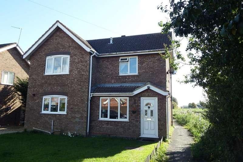 2 Bedrooms Semi Detached House for sale in Farrow Avenue, Holbeach, PE12