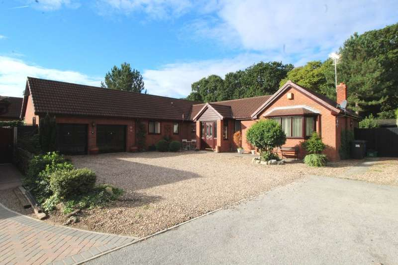 3 Bedrooms Detached Bungalow for sale in Pool Drive, Bessacarr, Doncaster, DN4
