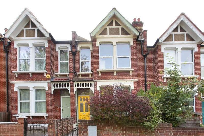 3 Bedrooms Terraced House for sale in Rectory Lane, Furzedown, London, SW17
