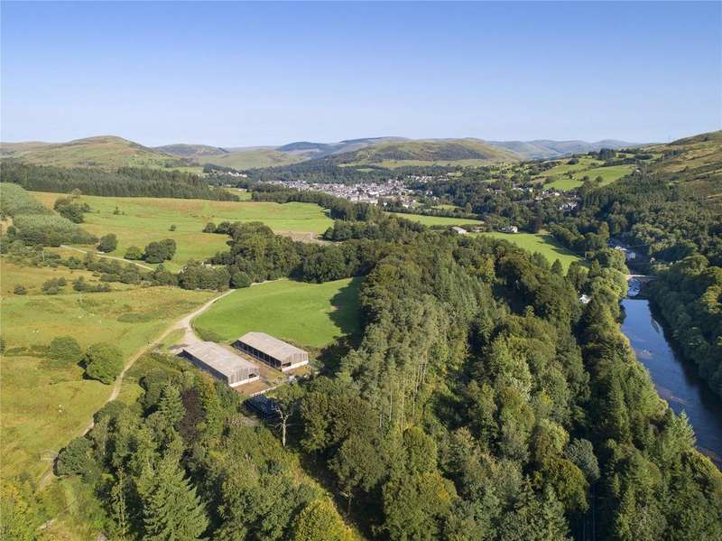 Farm Commercial for sale in The Evertown Portfolio - Lot 4, Murtholm Farm, Langholm, Dumfriesshire, DG13