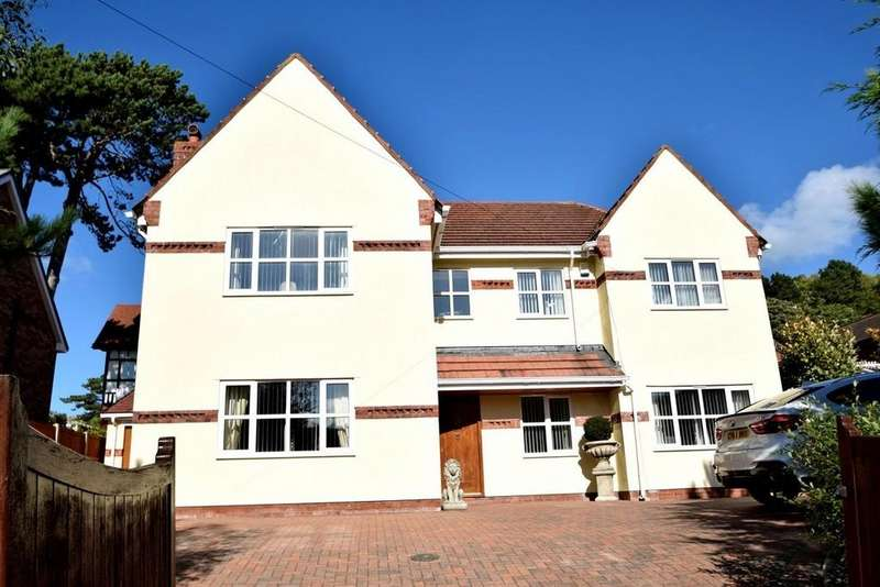 4 Bedrooms Detached House for sale in Bryn Y Bia Road, Craigside