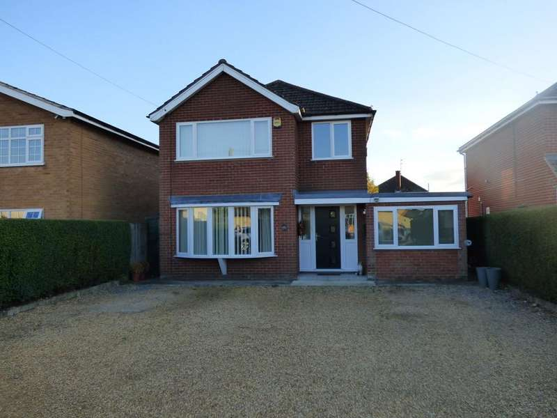 3 Bedrooms Detached House for sale in Town Dam Lane, Donington