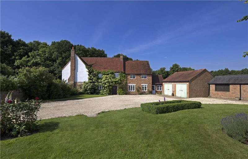 4 Bedrooms Detached House for sale in Stadhampton, Oxfordshire, OX44