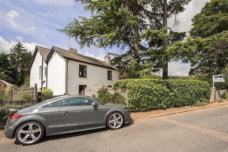 4 Bedrooms Detached House for sale in Monument Lane, Chalfont St. Peter, Gerrards Cross, Buckinghamshire, SL9