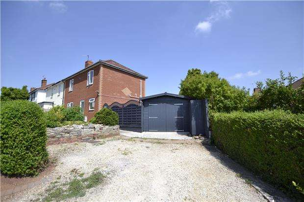 3 Bedrooms Semi Detached House for sale in Dingle View, BRISTOL, BS9 2ND
