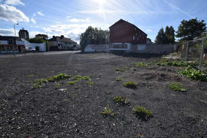 Land Commercial for sale in New Chester Road, Rock Ferry