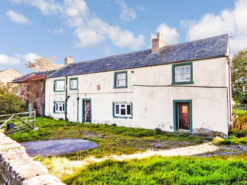 3 Bedrooms Detached House for sale in Croft House Farm, Middletown, Egremont, Cumbria