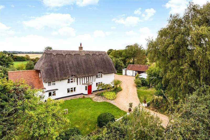 4 Bedrooms Unique Property for sale in Roe Green, Sandon, Buntingford, Hertfordshire, SG9