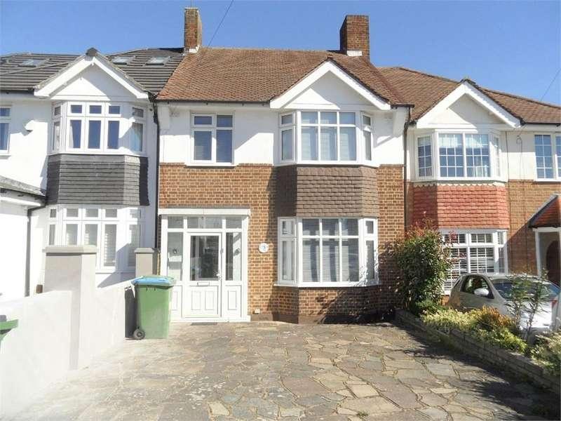 3 Bedrooms Terraced House for sale in Glenesk Road, Eltham, London