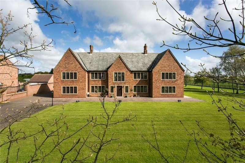 6 Bedrooms Detached House for sale in Breighton, Selby, North Yorkshire, YO8