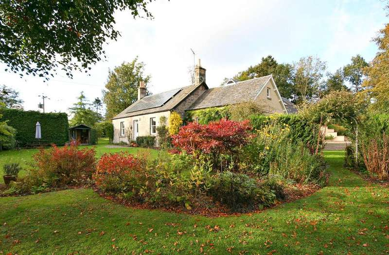 4 Bedrooms Country House Character Property for sale in Keir, Dunblane FK15