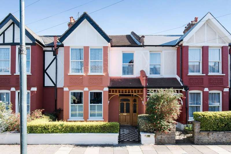 4 Bedrooms Terraced House for sale in Ribblesdale Road Streatham SW16