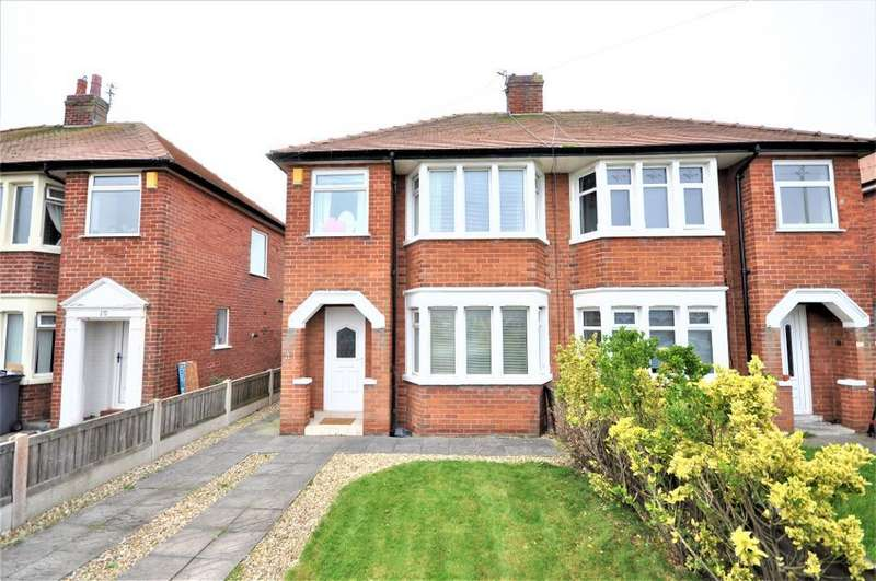 3 Bedrooms Semi Detached House for sale in Warren Drive, Cleveleys, Thornton Cleveleys, Lancashire, FY5 3HB