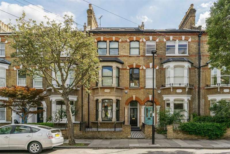 5 Bedrooms Terraced House for sale in Mercers Road, Tufnell Park, London