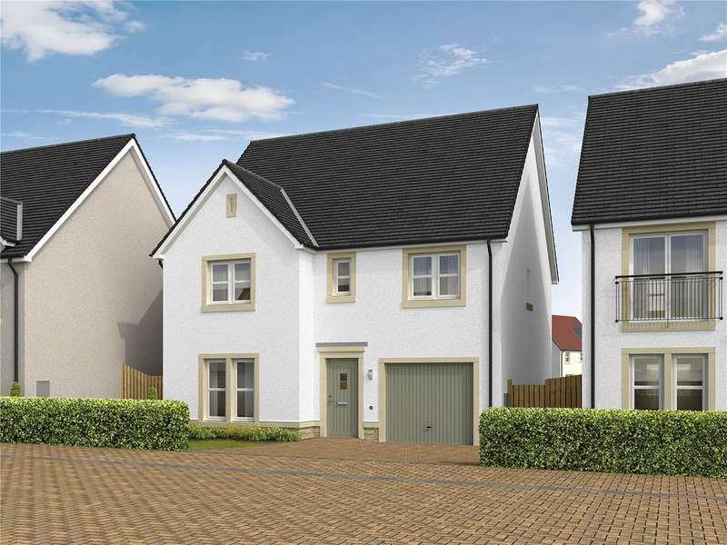 4 Bedrooms Detached House for sale in Plot 59, The Durrell, Meadowside, Kirk Road, Aberlady, Longniddry, East Lothian