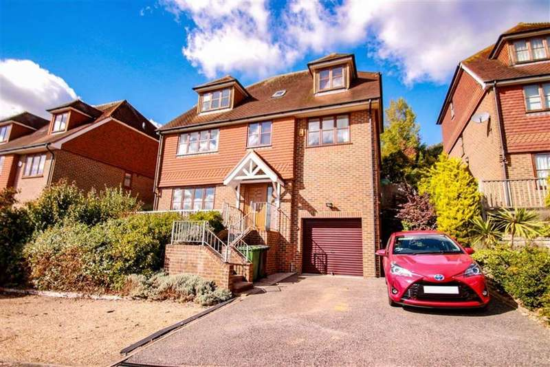 5 Bedrooms Detached House for sale in Beachy Head View, St Leonards-on-sea, East Sussex