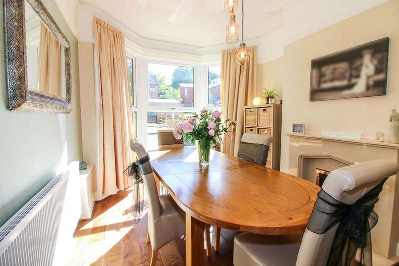 3 Bedrooms Property for sale in Shaftesbury Avenue, Darwen, BB3