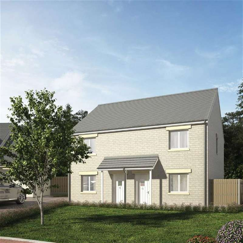 2 Bedrooms Semi Detached House for sale in Moss Bank Place, Warton, LA5