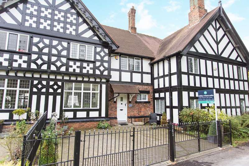 3 Bedrooms Terraced House for sale in The Green, Worsley, Manchester, M28