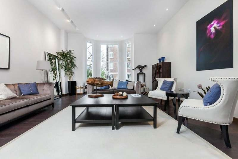4 Bedrooms Maisonette Flat for sale in Vicarage Gate, London W8