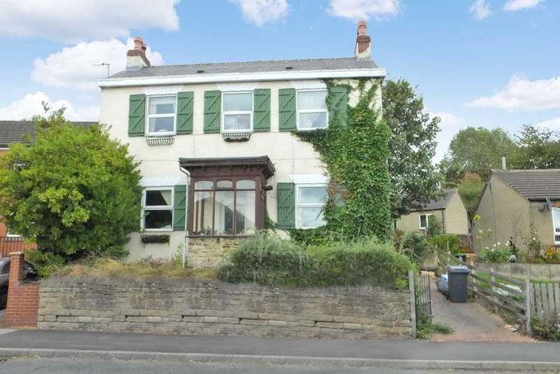 3 Bedrooms Detached House for sale in Gleadless Road, Heeley, Sheffield, S2 3AN