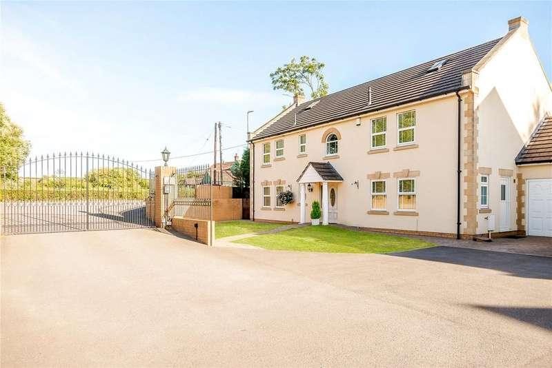 4 Bedrooms Detached House for sale in Bath Road, Bridgeyate, Gloucestershire, BS30