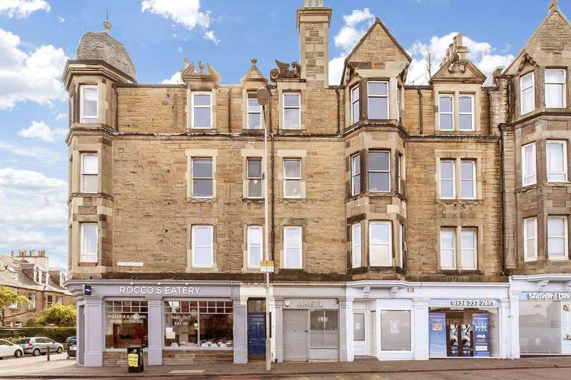 2 Bedrooms Flat for sale in 43 (Flat 2) Slateford Road, Edinburgh, EH11 1PR