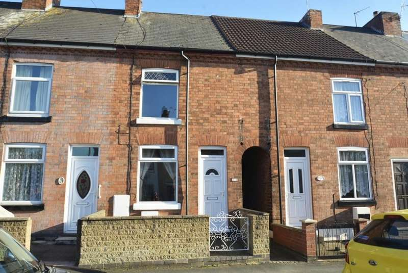 3 Bedrooms Terraced House for sale in Factory Road, Hinckley, Leicestersher, LE10 0DS