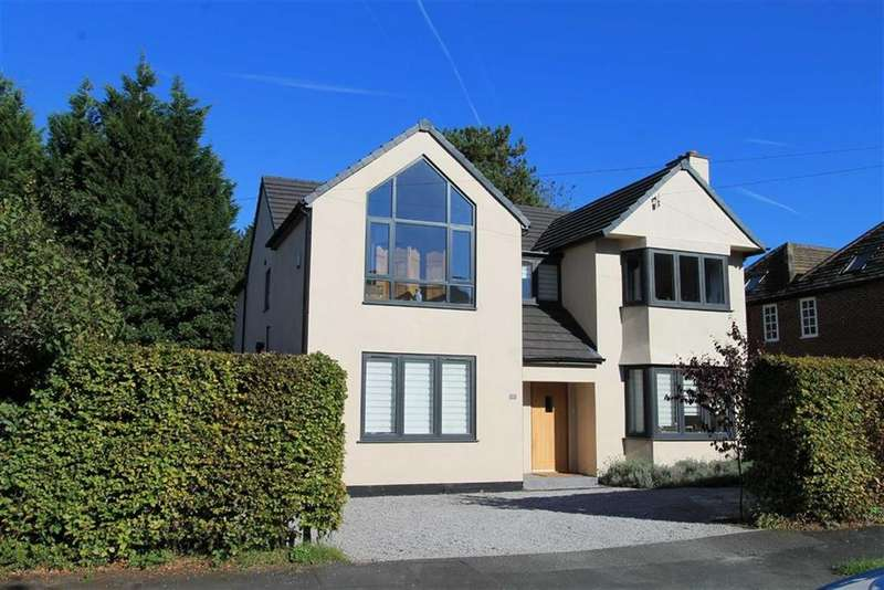 5 Bedrooms Detached House for sale in Thorngrove Road, Wilmslow