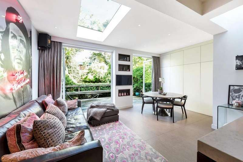 5 Bedrooms Terraced House for sale in Birchlands Avenue, Balham