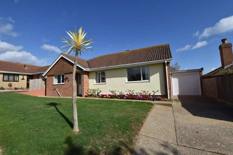 3 Bedrooms Detached Bungalow for sale in Badgers Field, Peacehaven, East Sussex